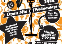 Good Life SongwriterLink Open Mic