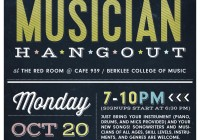 boston musician hangout