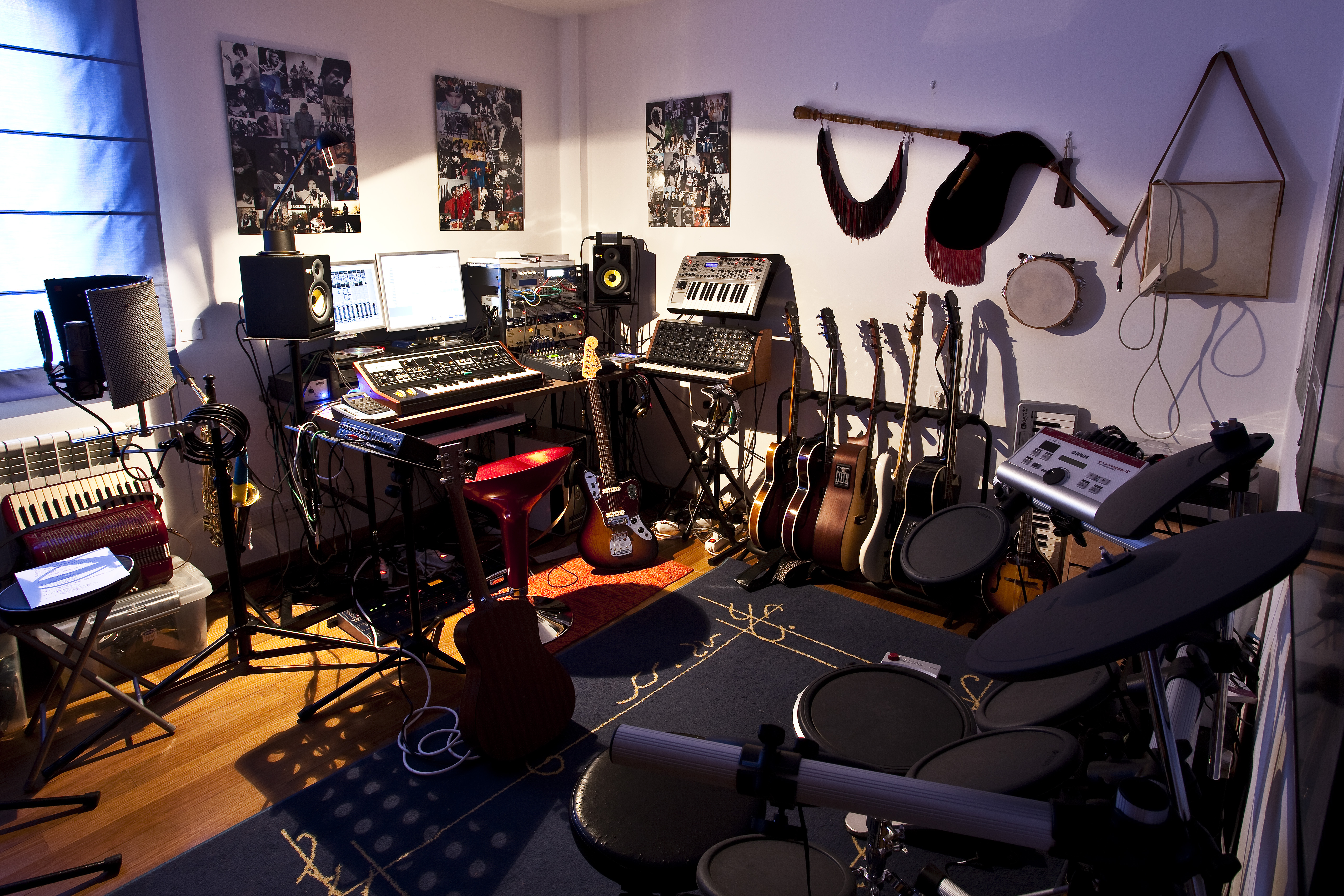 Cool Home Studio Essentials For Songwriters On A Budget Largest Home Design Picture Inspirations Pitcheantrous