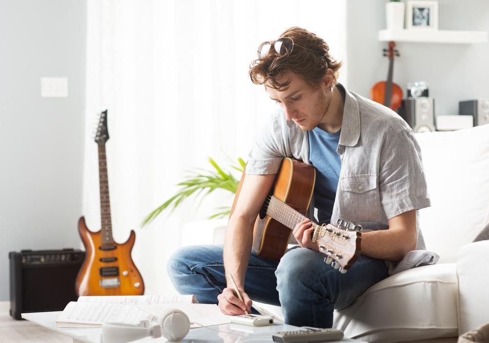 songwriting lyrics guitar