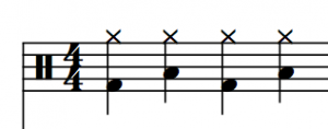 Songwriterlink 4 Approaches to Writing a Song Rhythm Image for drums and different instruments