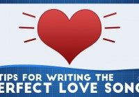 love song lyrics songwriting