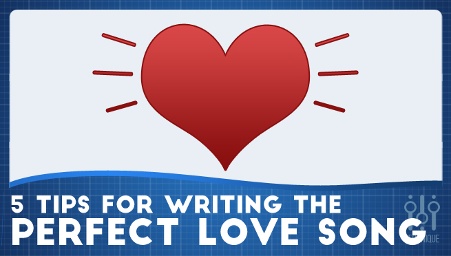 love song lyrics songwriting